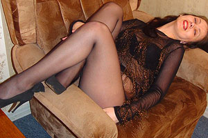 Can Black mature moms pantyhose opinion