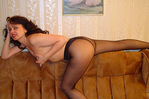 Lonely milf pussy